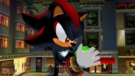 sonic adventure  pc hd part  dark story radical