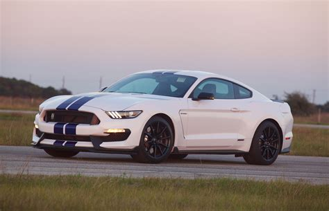Hennessey Mustang Gt Price by Hennessey Cranks Up The Mustang Shelby Gt350 To 800hp