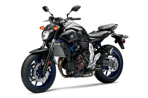Yamaha Motorcycles : 2015 Yamaha Fz-07 Review