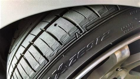Slammed Kia Forte Koup Tire Rub