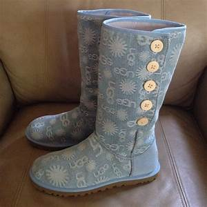 Blue Jean Stain On Uggs