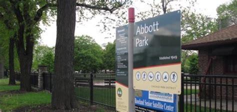 abbott robert park chicago park district