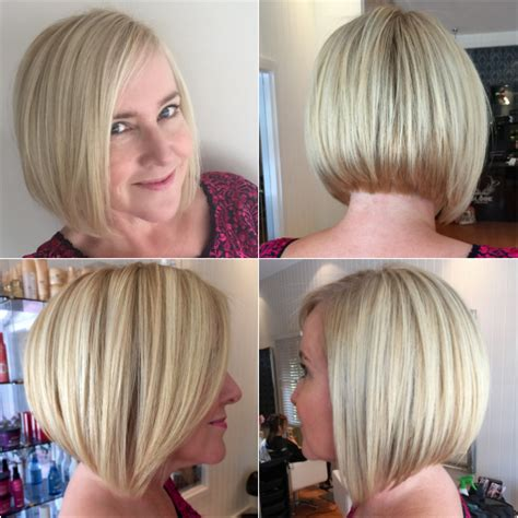 Concave Bob Hairstyles by It S A Wrap