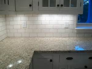 How To Tile A Backsplash In Kitchen Top 18 Subway Tile Backsplash Design Ideas With Various Types