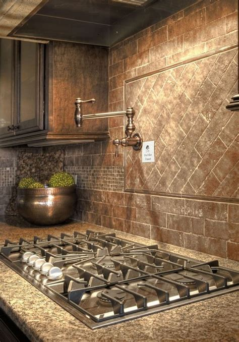 top  pot filler faucets   kitchen interior