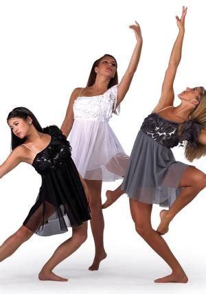 Simple dance costumes