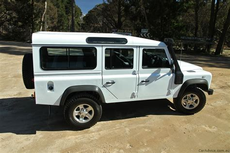 Land Rover Defender Review by Land Rover Defender Review Caradvice