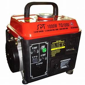 Manual For Portable Generator Tg 1200