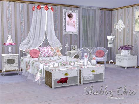 shinokcrs shabby chic bedroom