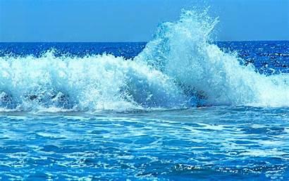 Waves Wallpapers Ocean Wave Background 8k Sea