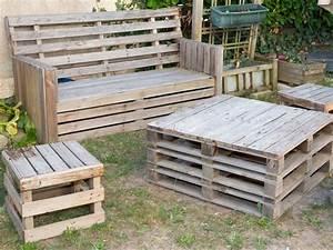 Outdoor, Pallet, Furniture, Ideas, U2013, Making, Pallet, Furniture, For, Gardens