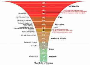 Decibel Level Comparison Chart Chewing The Cud Selective Hearing And The Sounds Of Sin City