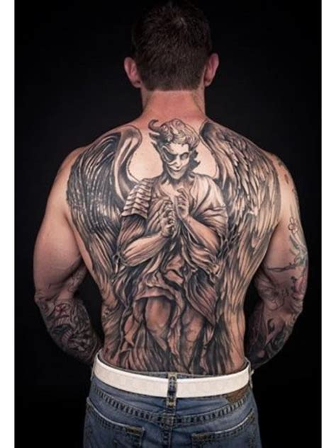 tattoo schiena tattoo tattoos angel tattoo designs
