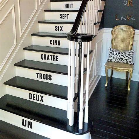 renovation escalier  idees de decoration   supers