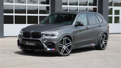 2016 Bmw X5 M By G-power Review