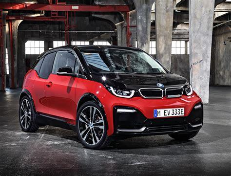 2018 Bmw I3s Sporty Ev Gets Power Styling Upgrades 95