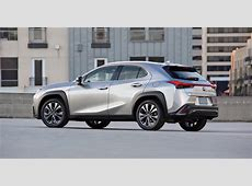 2019 Lexus UX will be available via a subscription The