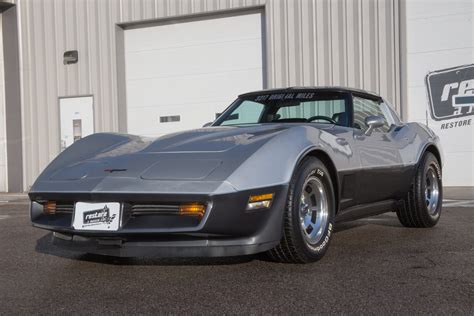 chevrolet corvette restore  muscle car llc