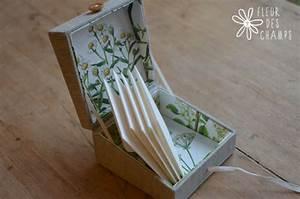 Graines Fleurs Des Champs : petite boite pour graines ~ Melissatoandfro.com Idées de Décoration