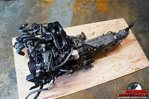 Jdm 13b Rx8 Engine 4 Port With 5 Speed Transmission  U2013 718