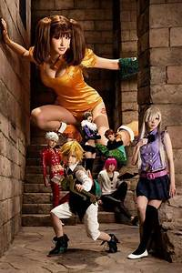 "Nanatsu no Taizai | ""The Seven Deadly Sins Cosplay ..."