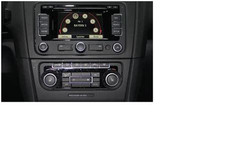 radio golf 6 wie stelle ich beim golf 6 den radio ein auto