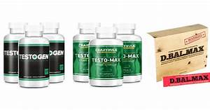 Best Testosterone Supplements For Muscle Gain