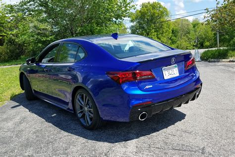 acura tlx  drive review accord brougham