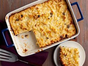 Noodle Kugel Recipe Dave Lieberman Food Network