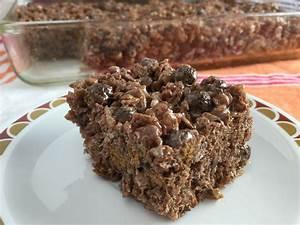 Crunchy Chocolate Treats Recipe — Dishmaps