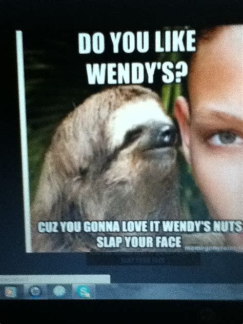 Creepy Sloth Meme - the gallery for gt creepy sloth