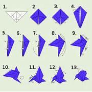 Origami Faltanleitunge...