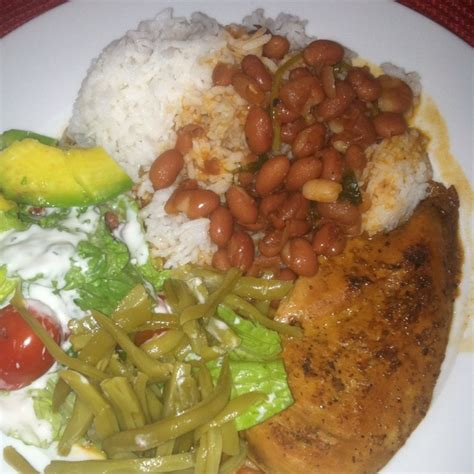 dr cuisine traditional food and el salvador food