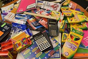 Groups Join Forces To Gather School Supplies For Homeless