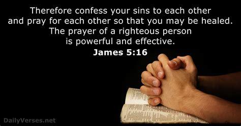 bible verses  confession  sin dailyversesnet