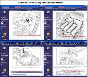 Renault Clio Workshop Service Repair Manual