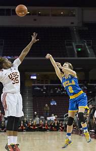 UCLA women's basketball falls out of rhythm in loss to USC ...