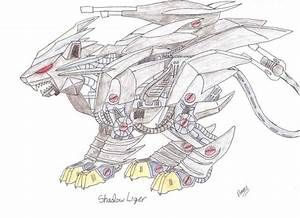 White Liger Zoid