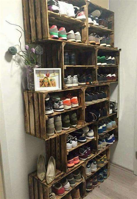 25+ Best Ideas About Garage Shoe Storage On Pinterest