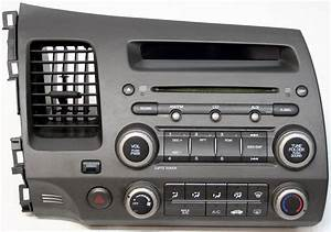 2006 2007 2008 2009 2010 Honda Civic Factory Stereo Mp3 Cd Player Oem Radio