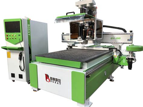 kw high precision  cnc router machine fast speed   noise