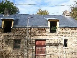 Chien Assis Toiture : toiture avec ouverture chien assis ~ Melissatoandfro.com Idées de Décoration