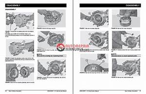 Manitou Mt732    Mt 732 Turbo Service Manual