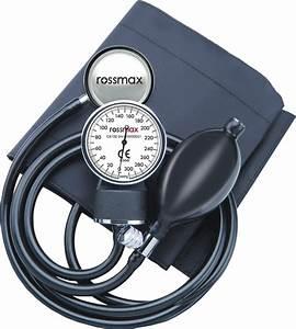 Rossmax Gb Series Aneroid Sphygmomanometer