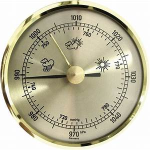 Opinions on barometer