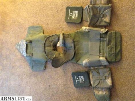 Iotv Body Armor With Esapi Side