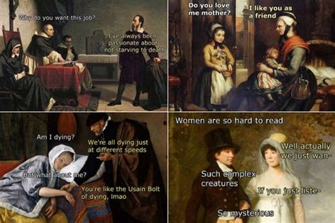 15 Absolutely Savage Art History Memes That Will Never Not