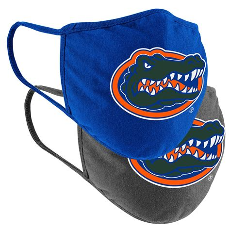 Colosseum Florida Gators Youth Face Covering 2-Pack