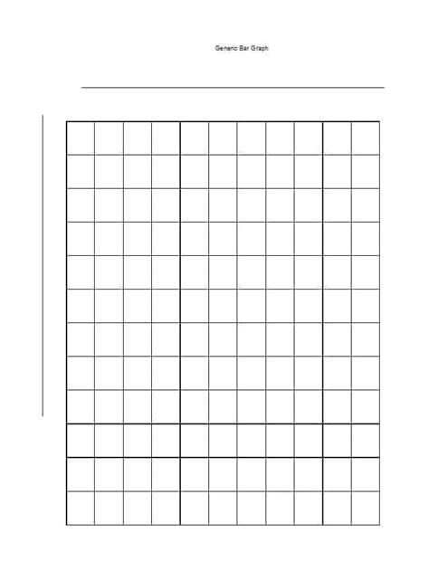 Bar Graph Template 41 Blank Bar Graph Templates Bar Graph Worksheets
