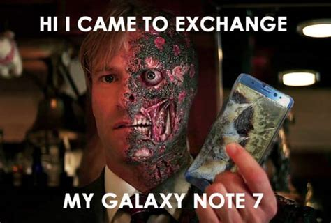 Samsung Meme - internet has come up with the funniest samsung galaxy note 7 memes